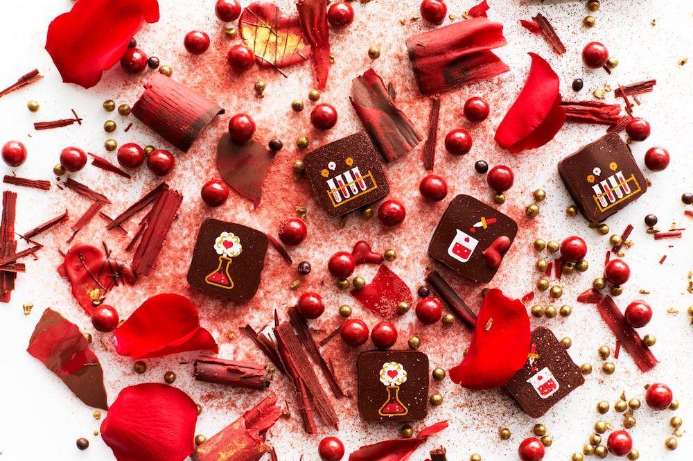 Handmade confections from Recchiuti