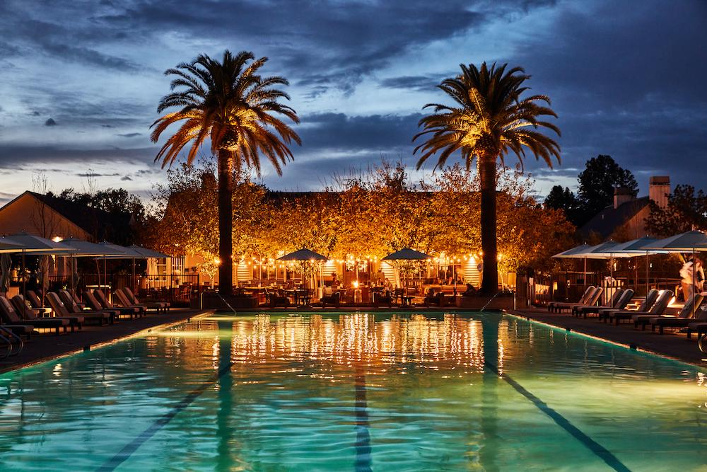 Solage Resort & Spa, pool