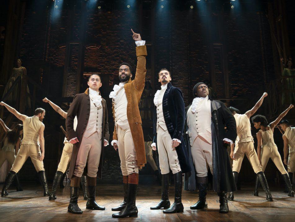 Hamilton the Play